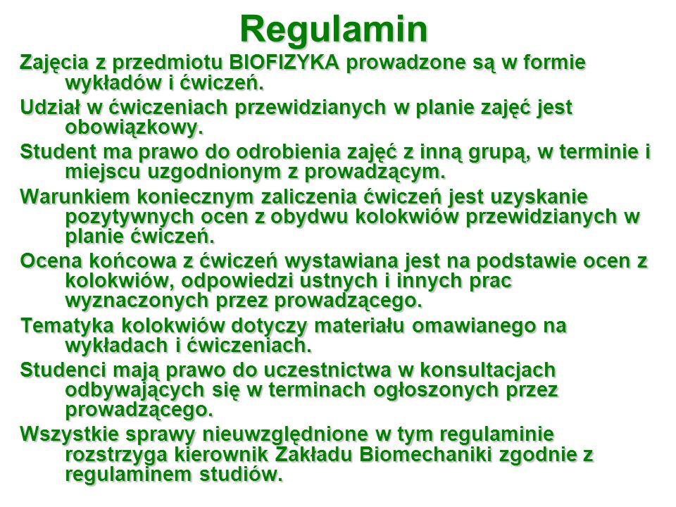 Nauki pokrewne Biologia (od gr.