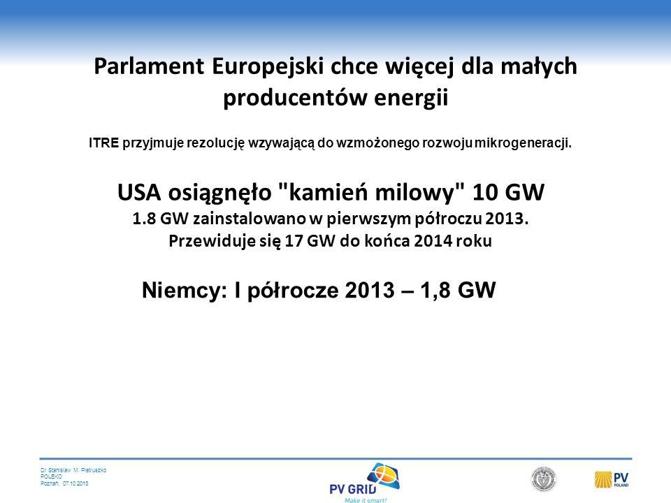 Sel Rekomendacje Zniesienia wszelkich barier prawnych dla własnej konsumpcji Stopniowe wycofywanie regulowanych cen energii elektrycznej i innych barier regulacyjnych Ceny detaliczne energii elektrycznej powinny odzwierciedlać rzeczywiste ceny energii elektrycznej.