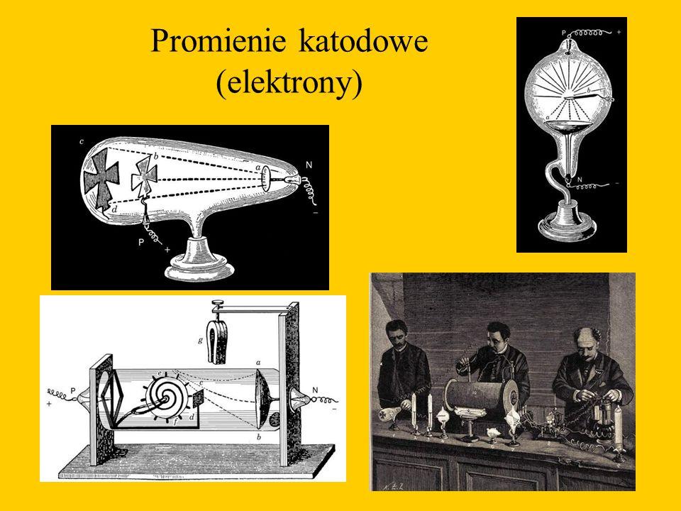 Promieniotwórczość Henri Becquerel Maria i Piotr Curie