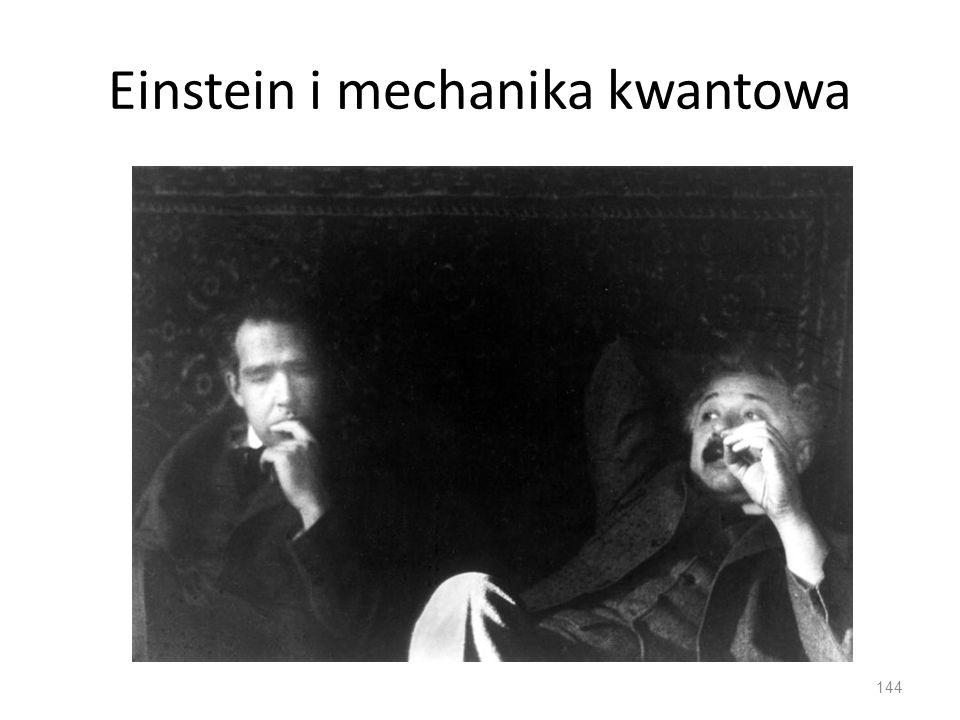 Einstein i mechanika kwantowa 144