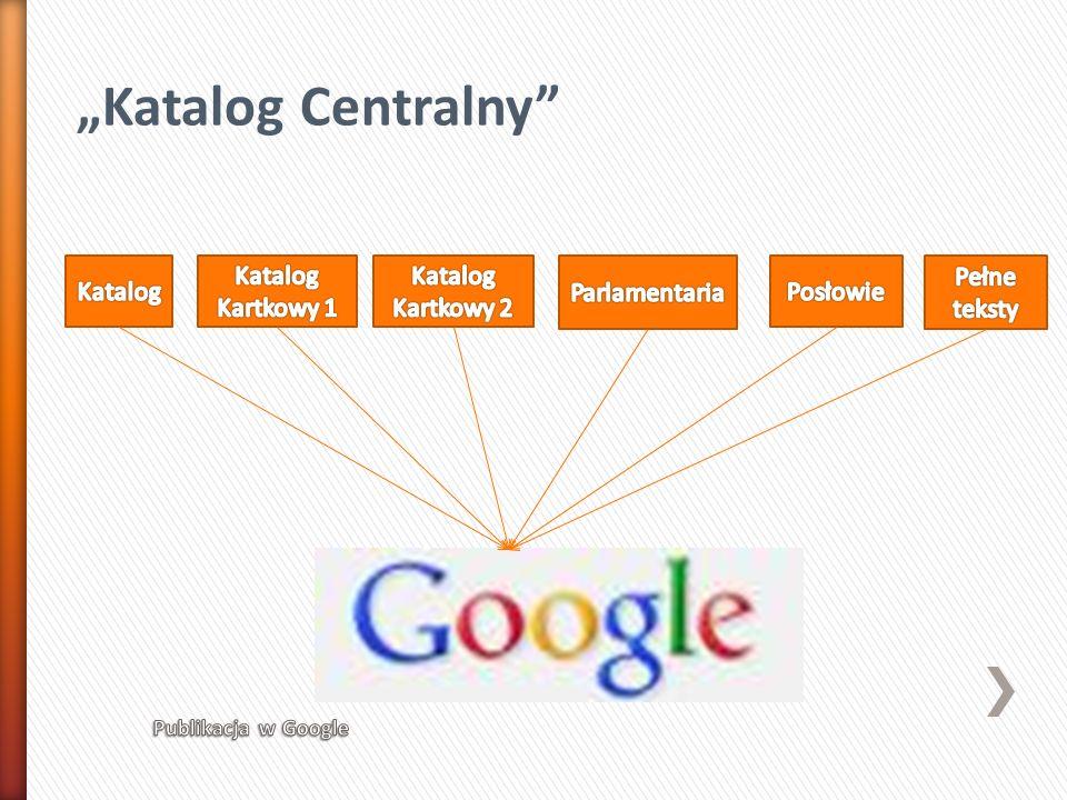Katalog Centralny