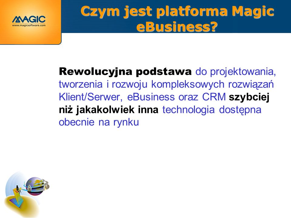 Czym jest platforma Magic eBusiness.