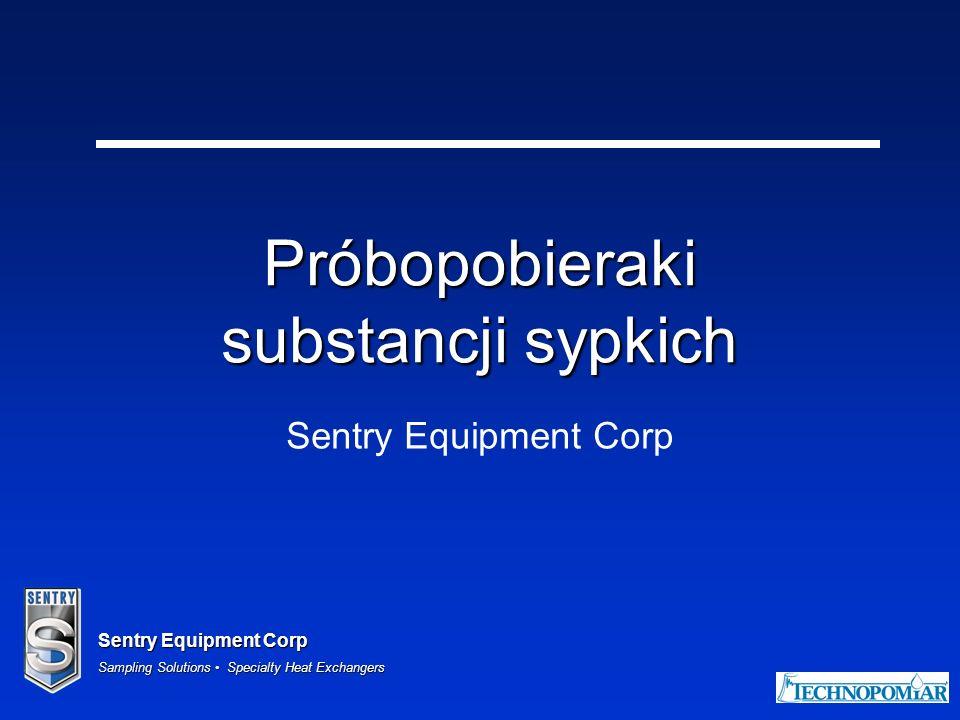 Sentry Equipment Corp Sampling Solutions Specialty Heat Exchangers 32 Model PR
