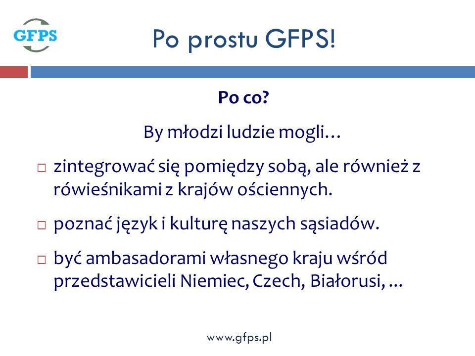Po prostu GFPS. Po co.