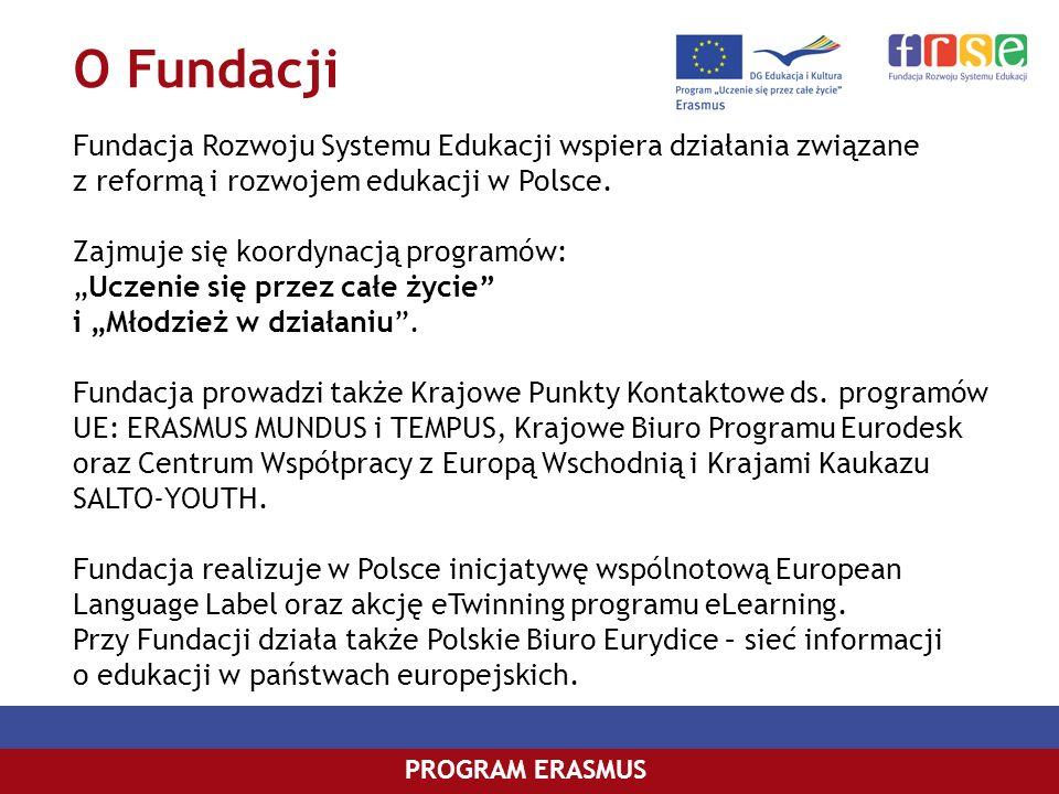 O Fundacji Fundacja Rozwoju Systemu Edukacji wspiera działania związane z reformą i rozwojem edukacji w Polsce. Zajmuje się koordynacją programów: Ucz