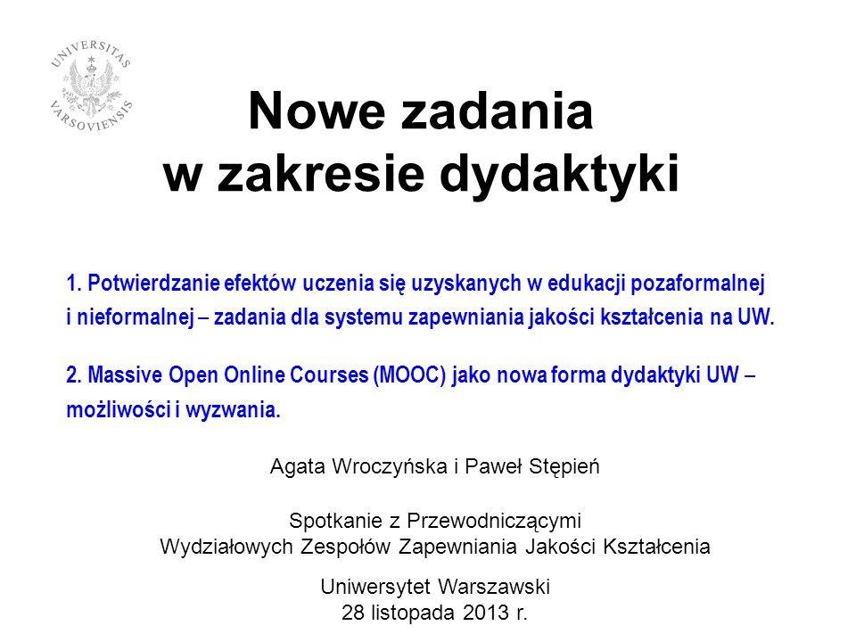 12 Projekt nowelizacji Prawa o szkolnictwie wyższym Art.