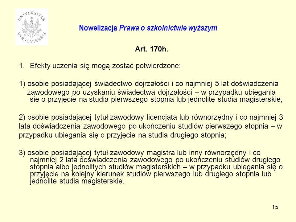 15 Art.170h.