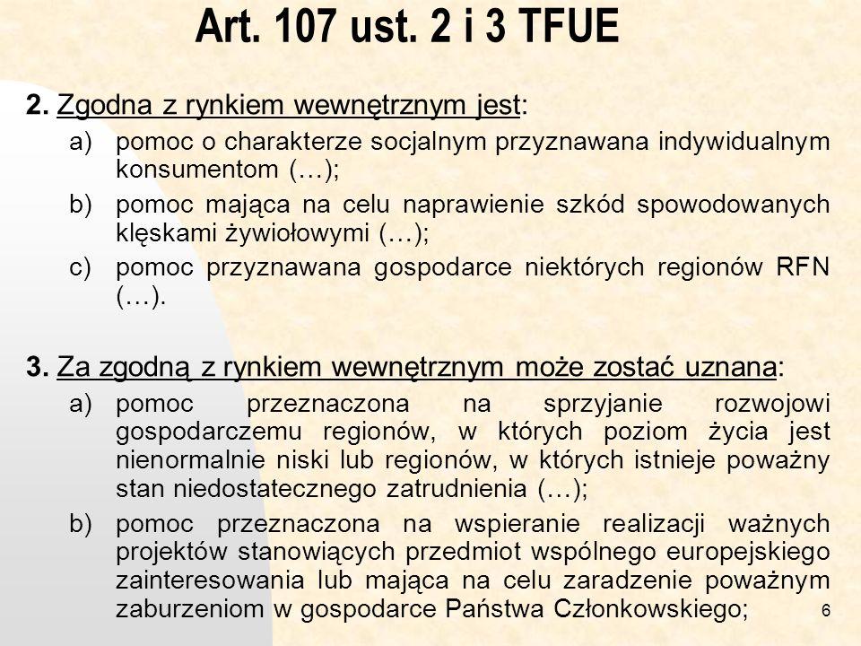 37 Postępowanie przed Prezesem UOKiK Art.13 ust.
