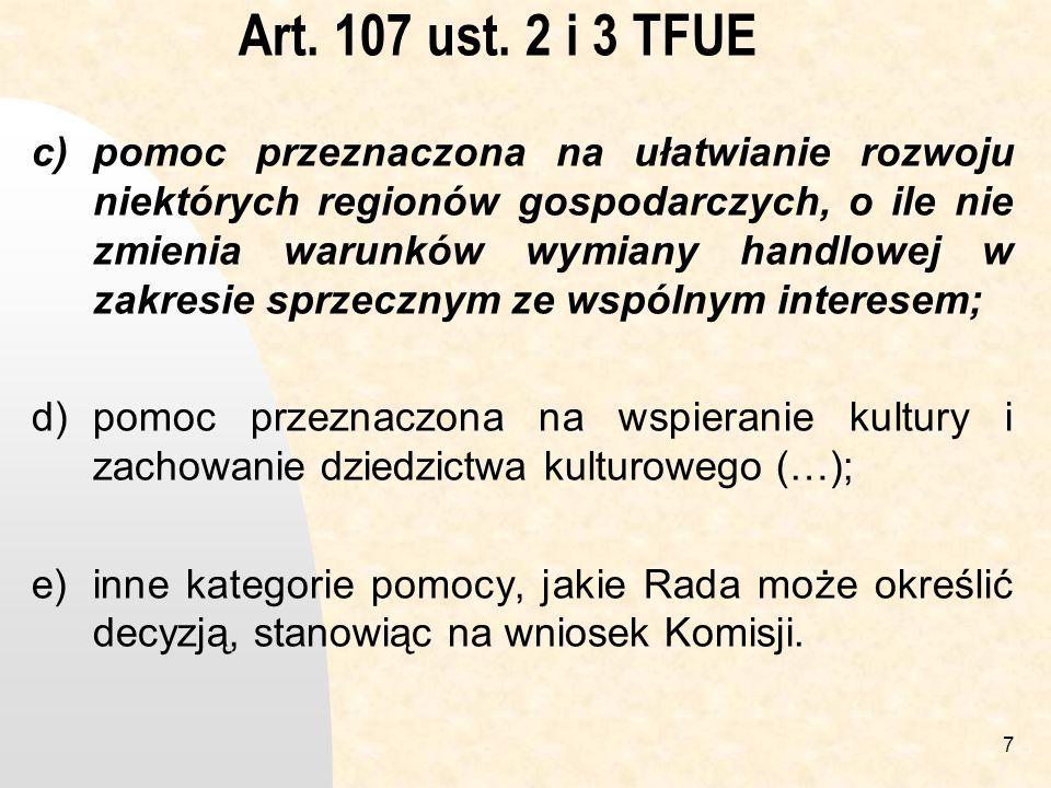 8 Tzw.klauzula zawieszająca Art. 108 ust.