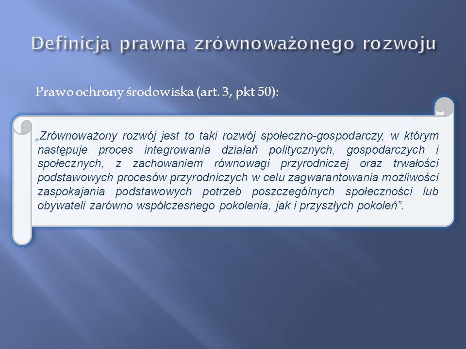 Polityka ekologiczna państwa w latach 2009-2012 z perspektywą do roku 2016. precyzuje zadania dla samorządów terytorialnych. Należą do nich (cd.): wpr