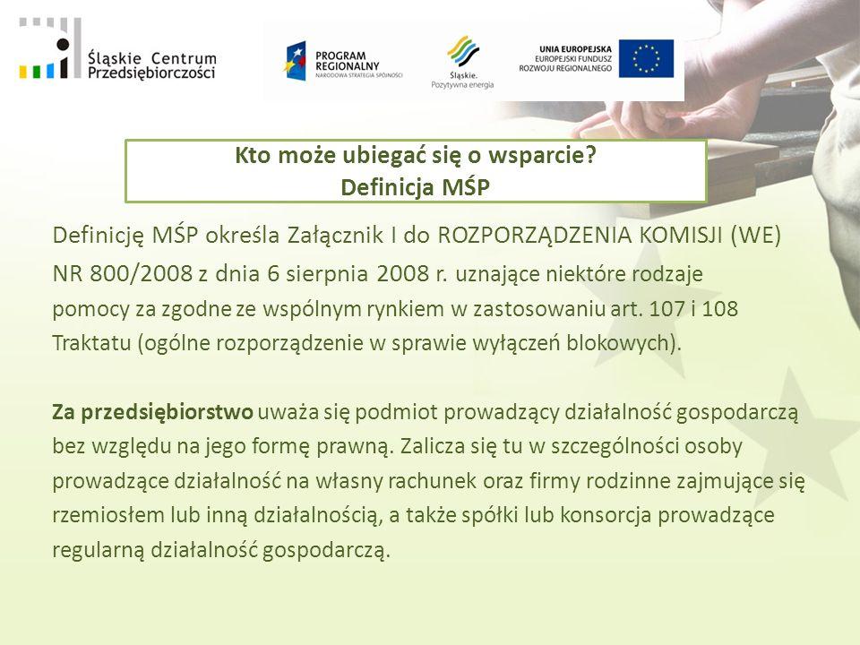 Śląskie Centrum Przedsiębiorczości ul.Katowicka 47, Chorzów www.scp-slask.pl Tel.