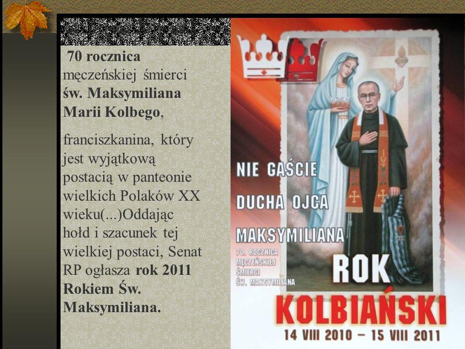 Tylko miłość jest twórcza Św. Maksymilian Bł. Jan Paweł II