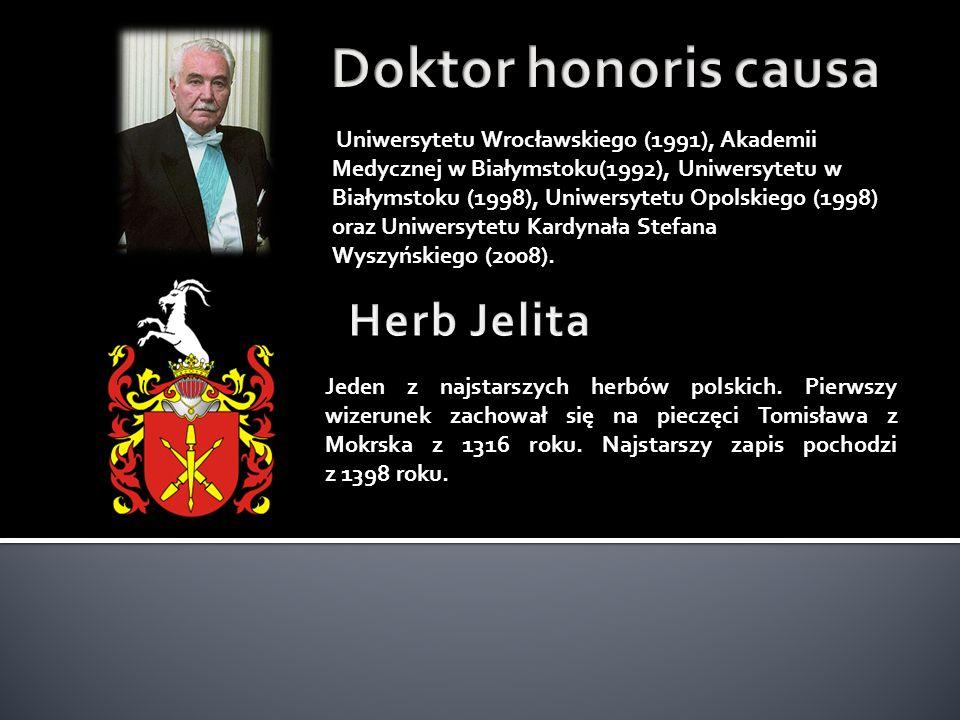 Jeden z najstarszych herbów polskich.