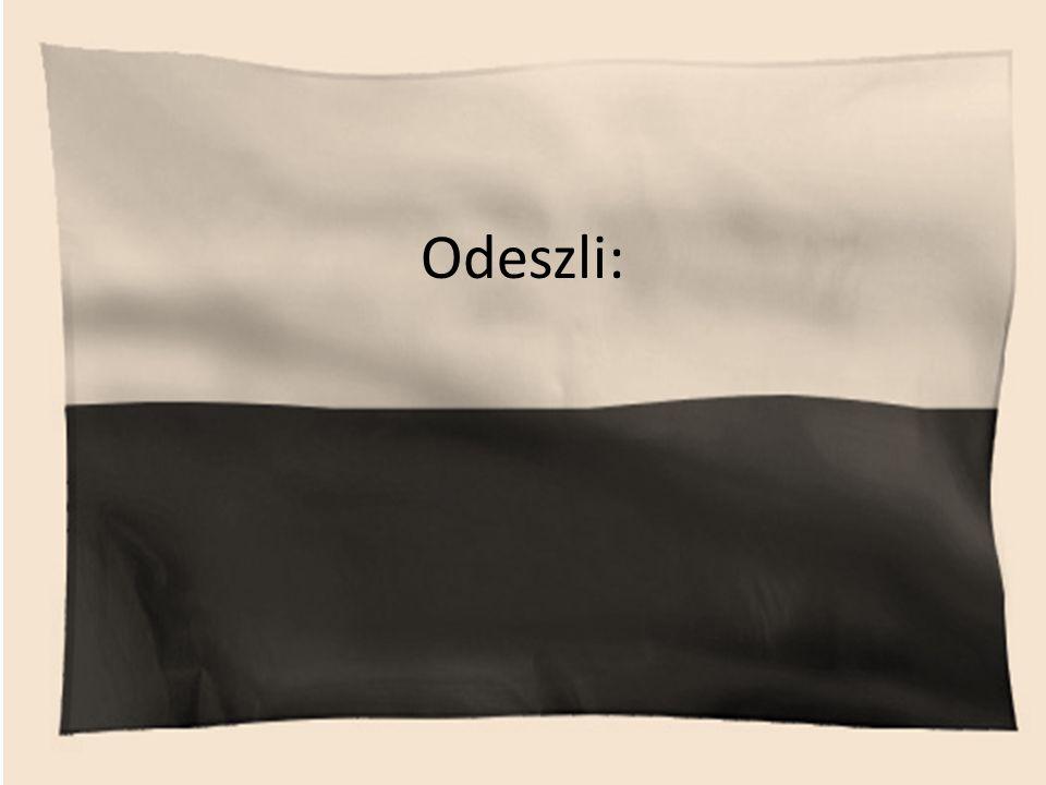Lech i Maria Kaczyńscy Prezydent Rzeczypospolitej Polskiej i jego żona