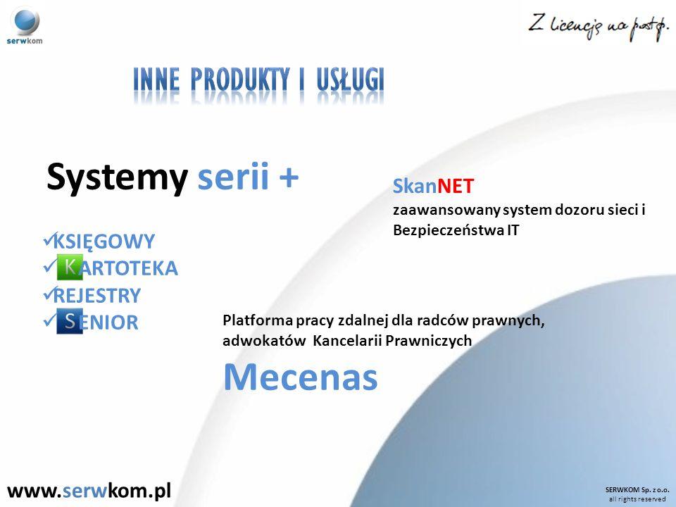 SERWKOM Sp. z o.o. all rights reserved www.serwkom.pl