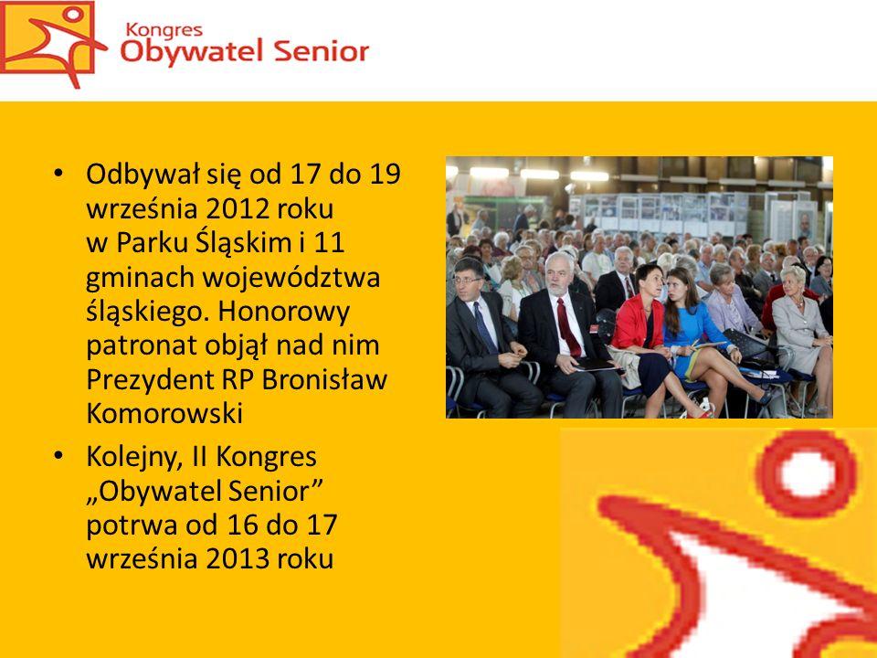 Odbywał się od 17 do 19 września 2012 roku w Parku Śląskim i 11 gminach województwa śląskiego.