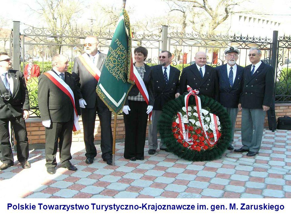 Polskie Towarzystwo Turystyczno-Krajoznawcze im. gen. M. Zaruskiego