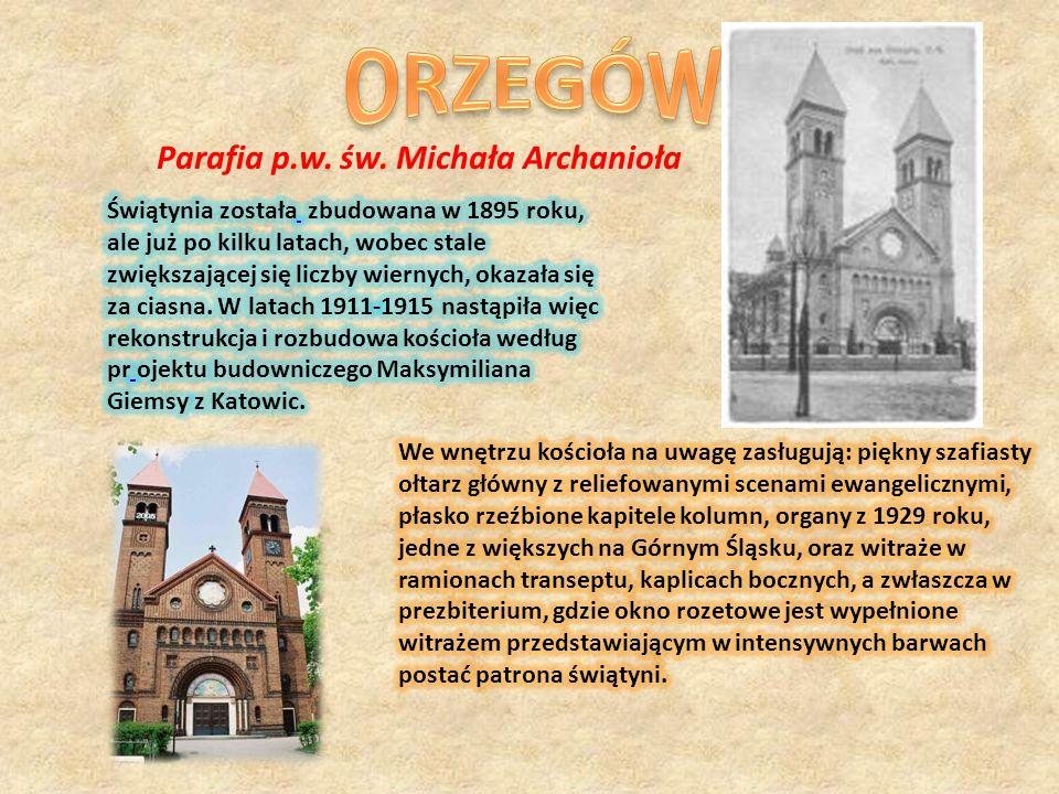 Parafia p.w. św. Michała Archanioła