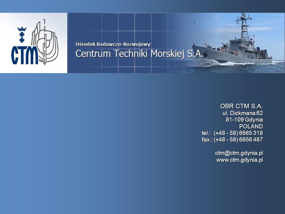 OBR CTM S.A. ul.