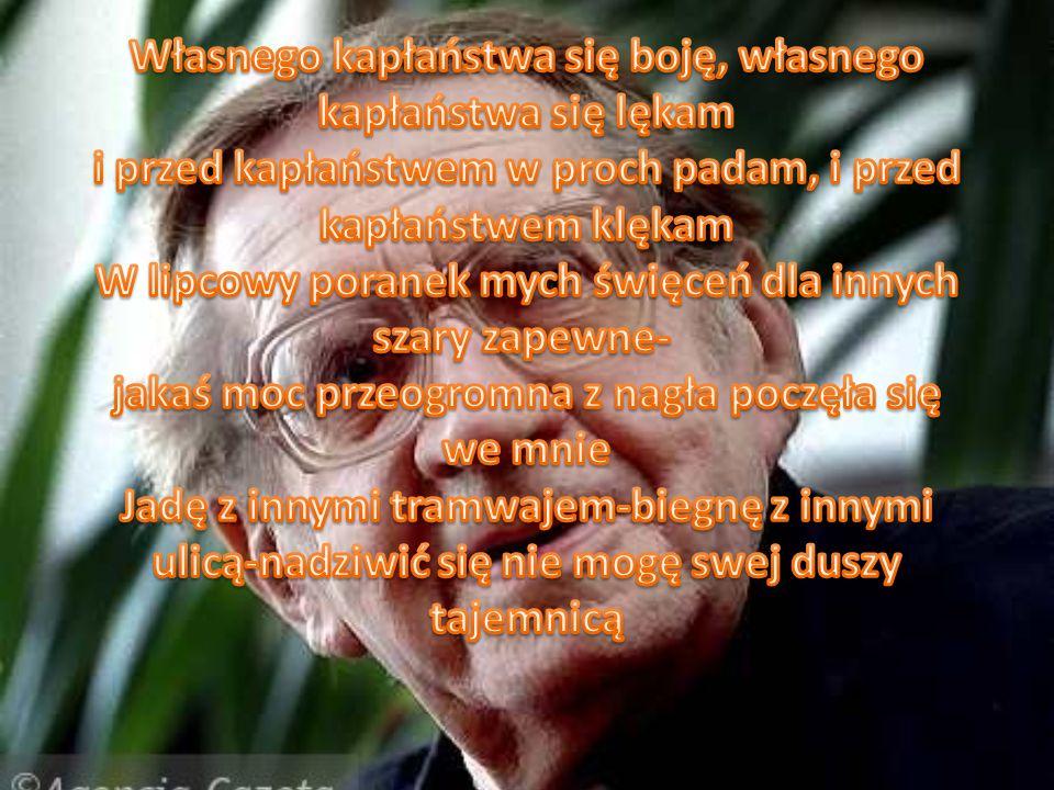 Najważniejsze nagrody i odznaczenia Krzyż Komandorski Orderu Odrodzenia Polski Za wybitne zasługi w upowszechnianiu humanistycznych wartości, za osiągnięcia w twórczości literackiej (2006, pośmiertnie) Nagroda PEN Clubu im.