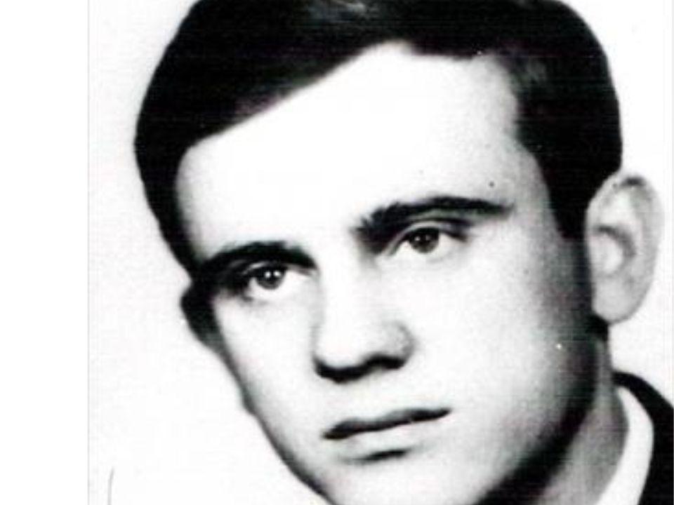 19 maja 1983 prowadził pogrzeb Grzegorza Przemyka.