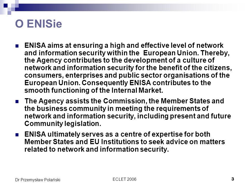 ECLET 20064 Dr Przemysław Polański Tematyka wykładu Jurysdykcja w prawie UE w kontekście handlu elektronicznego Wybór prawa właściwego Wybór Internet lex mercatoria Nie zajmiemy się prawem konwencyjnym oraz prawem wspólnotowym znajdującym zastosowaniem przed interesującymi nas aktami.