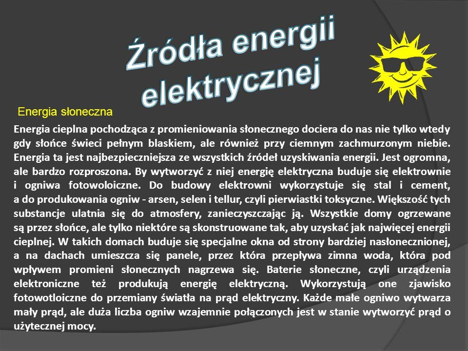 Energia cieplna pochodząca z promieniowania słonecznego dociera do nas nie tylko wtedy gdy słońce świeci pełnym blaskiem, ale również przy ciemnym zachmurzonym niebie.