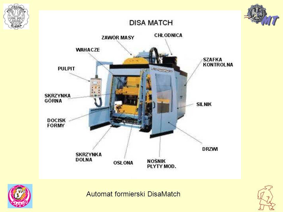 Automat formierski DisaMatch