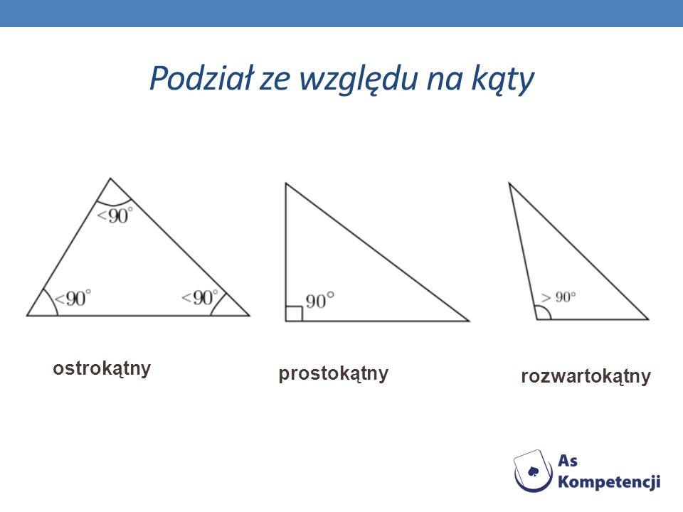 ZADANIA Zad.6 Rozwiązanie: Popatrzmy na trójkąt prostokątny BHC.