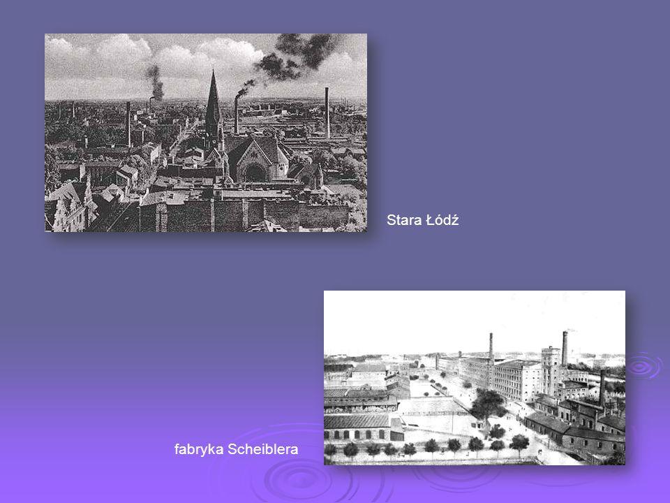 Historyczna mapa okolic Łodzi Dawna Łódź Rajmund Rembieliński jako prezes województwa mazowieckiego, zwrócił uwagę rządu na okręg łęczycki i wypracowa