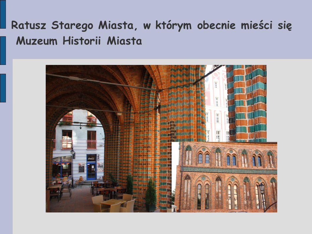 Budynek Muzeum Historii Miasta
