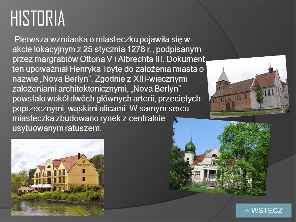 DALEJ > Barlinek leży 82 km od Szczecina i 480 km na zachód od Warszawy, w południowej części województwa zachodniopomorskiego, w Powiecie Myśliborski