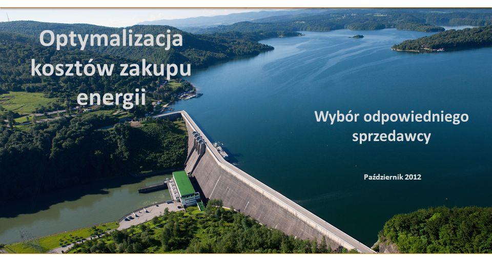 Otwarcie rynku energii elektrycznej 2 Ważne.
