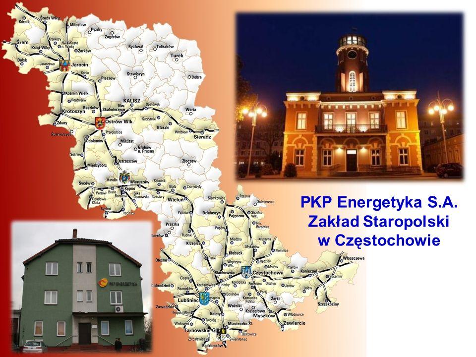 PKP Energetyka S.A. Zakład Staropolski w Częstochowie