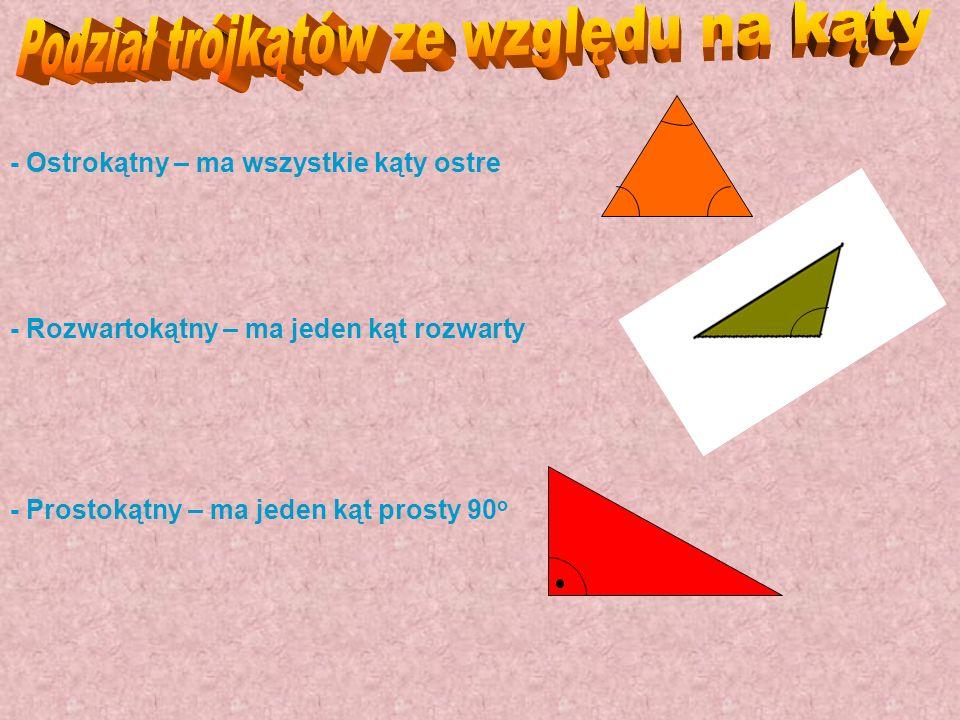 Trójkąt równoramienny – trójkąt o (co najmniej) dwóch bokach równej długości.