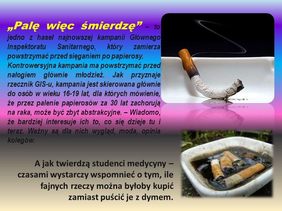 Tytoń – JAD Nikotyna zawarta w 5 papierosach zabija królika, w 100 – klacz!!! RZUĆ PALENIE!