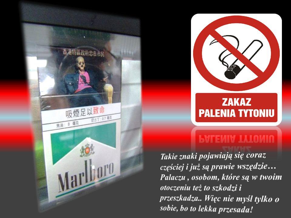 Umieszczone poniżej plakaty i znaki z różnych krajów są kilkoma z wielu pomysłów na promowanie zdrowego stylu życia – bez papierosów!!.