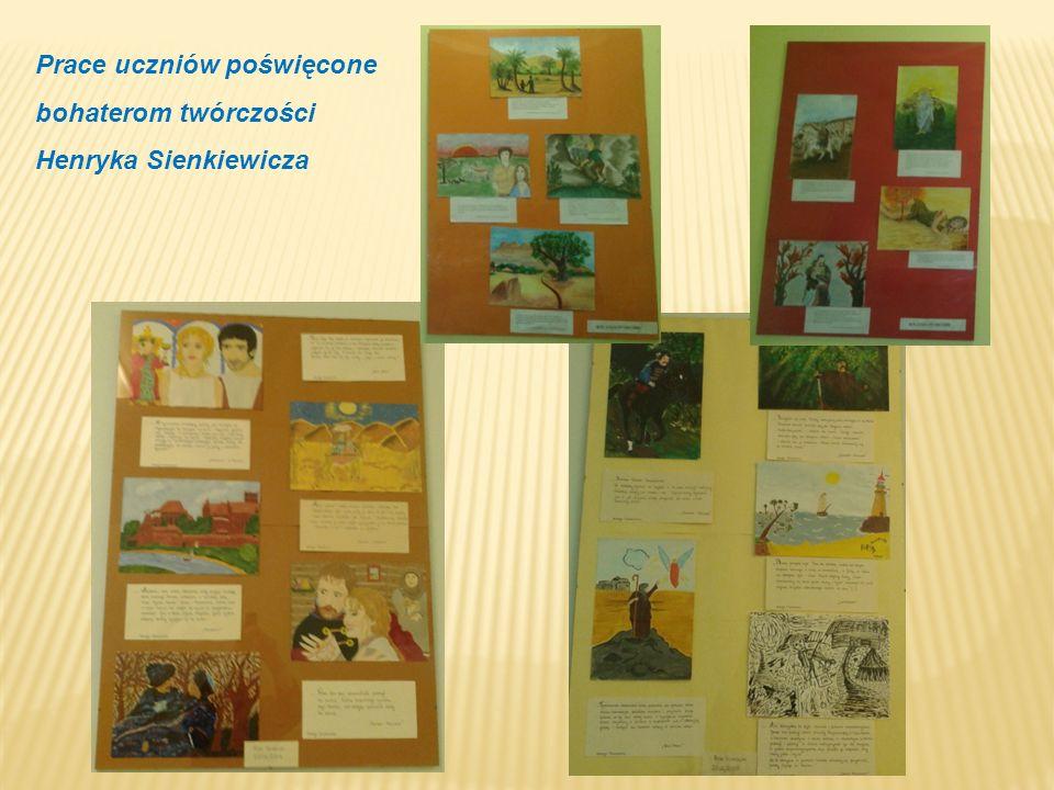 Bohaterowie twórczości Henryka Sienkiewicza w oczach naszych uczniów
