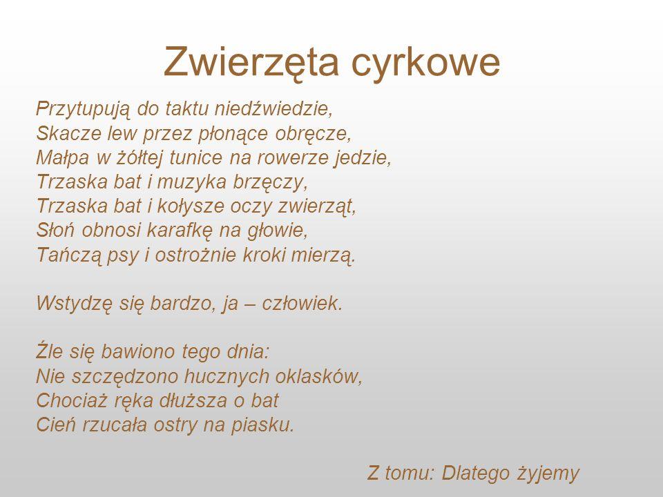 Życie osobiste W roku 1948 Szymborska wyszła za mąż za poetę Adama Włodka.