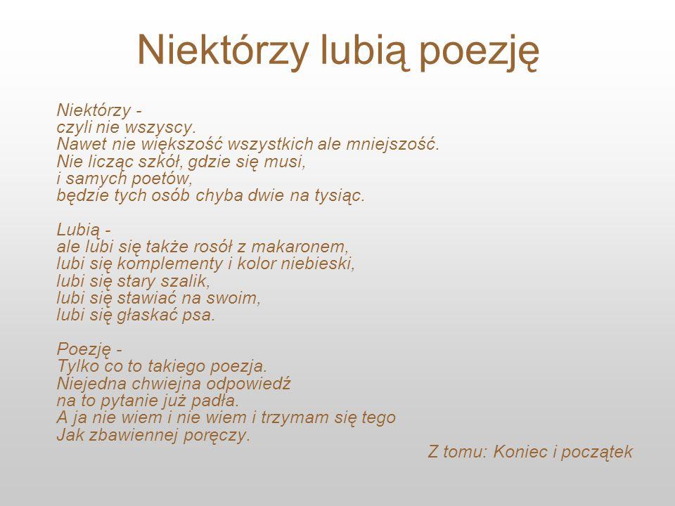 Twórczość literacka Od 1953 r.