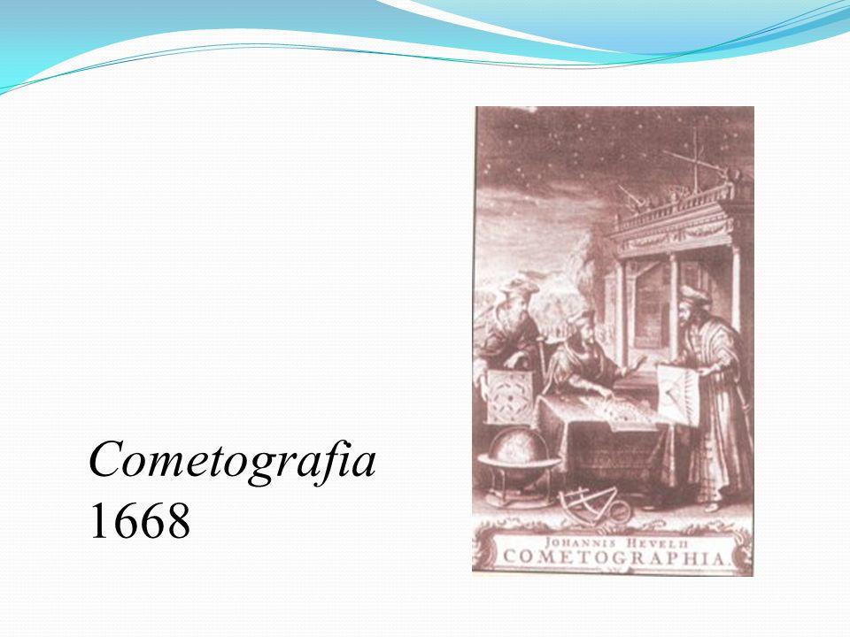 Cometografia 1668