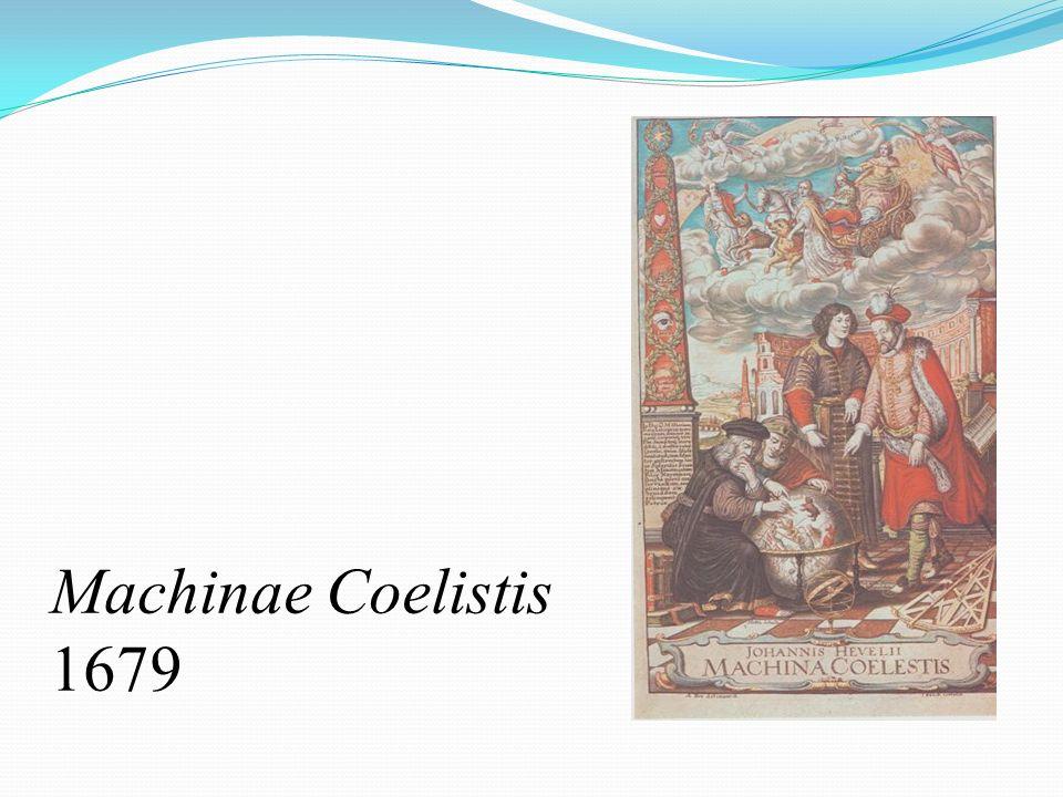 Machinae Coelistis 1679