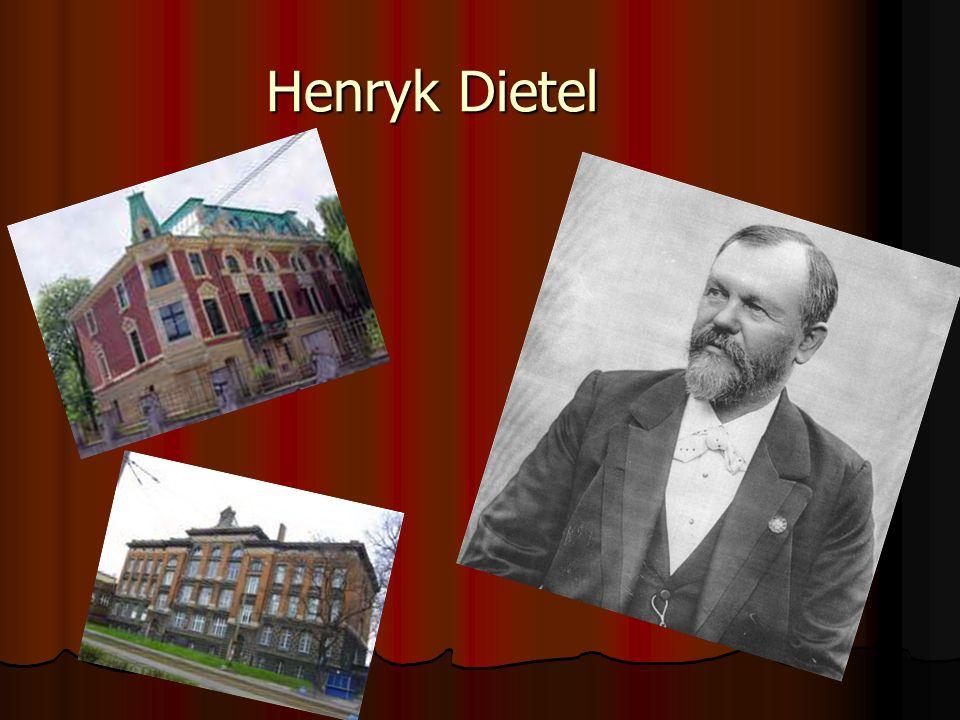 Heinrich Dietel (ur.15 marca 1839 r. w Greizu w Turyngii, zm.