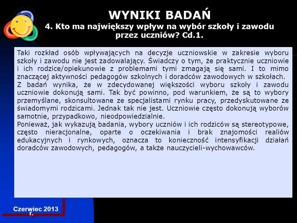 EGZAMINACYJNA CENTRALNA KOMISJA Czerwiec 2013 r.