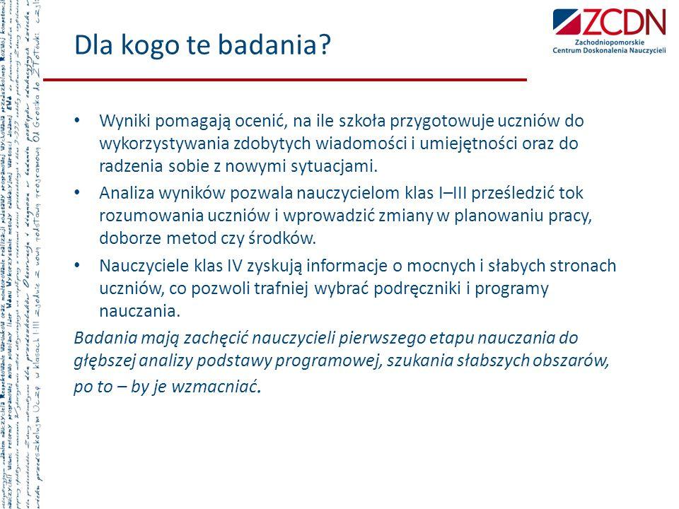 Literatura Ogólnopolskie Badanie Umiejętności Trzecioklasistów Raport OBUT 2013 pod redakcją Anny Pregler Pozwólmy dzieciom uczyć się, Ewa Wiatrak (Za) trudne, bo trzeba myśleć.