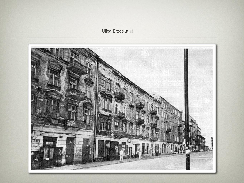 Dom modlitwy przy ul.Targowej 50/52 W 1934 roku we wnętrzu sal modlitwy wykonano nowe polichromie.