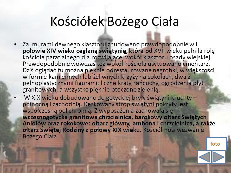 Cmentarz Parafialny w Pelplinie.