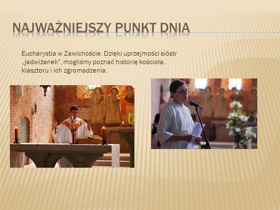 Eucharystia w Zawichoście. Dzięki uprzejmości sióstr jadwiżanek