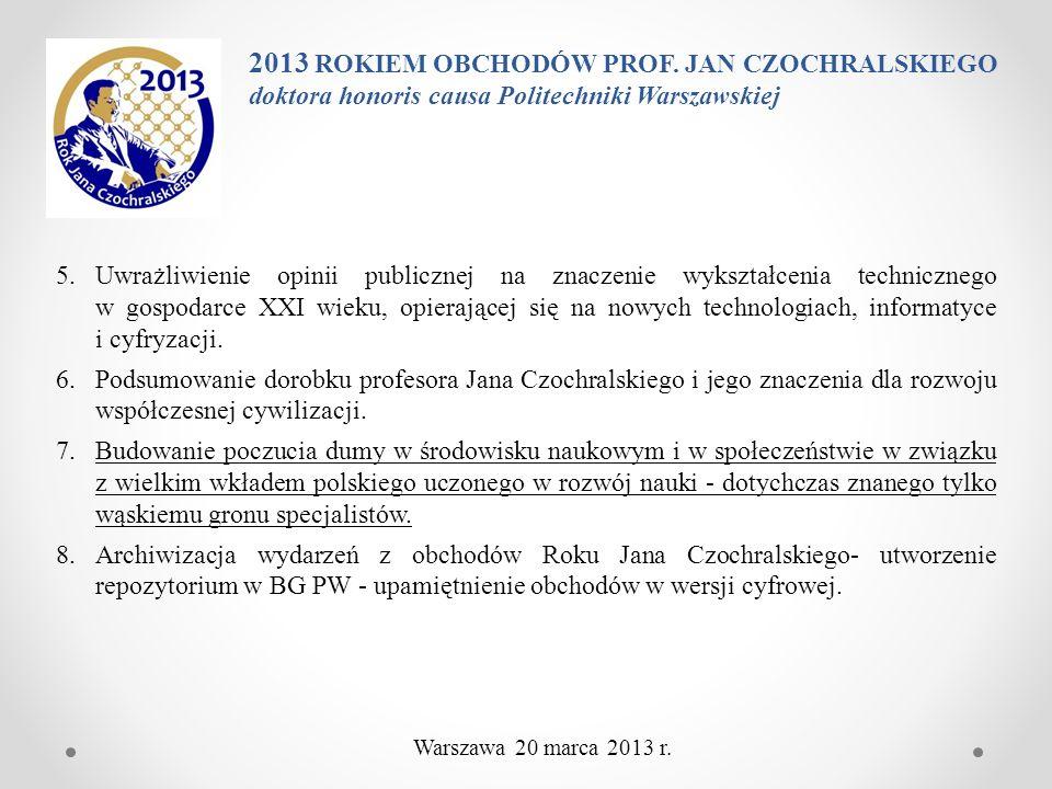 Wystawa w Sejmie 06.02.2013