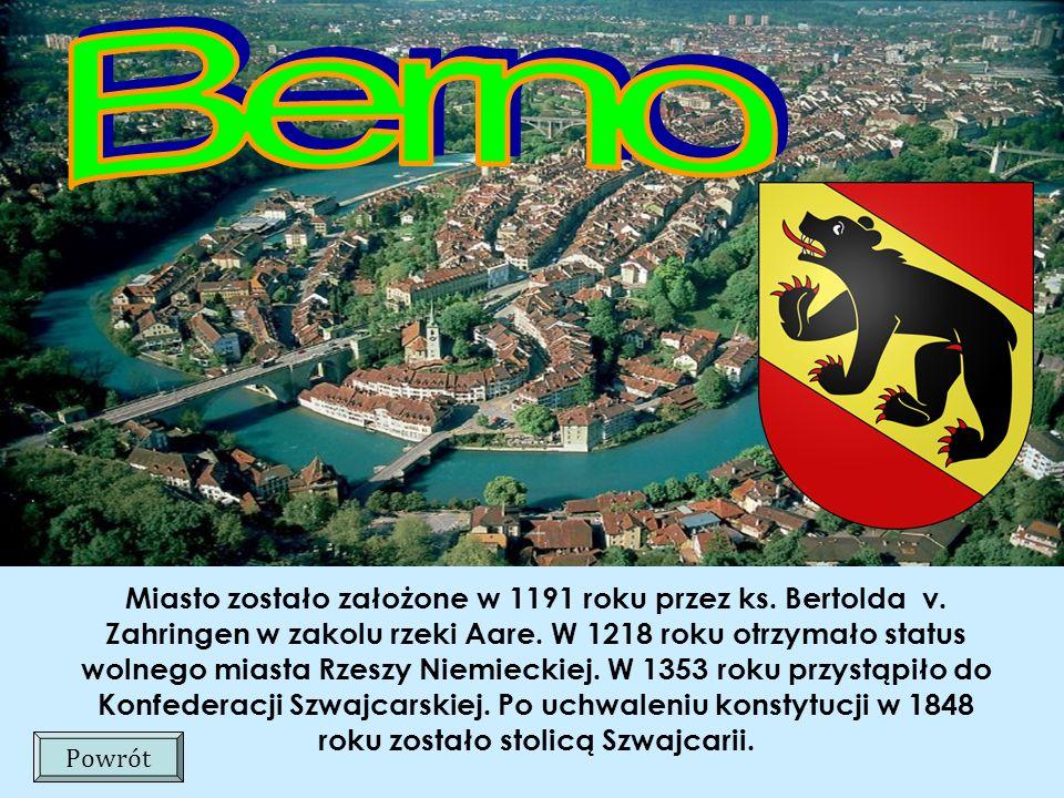 Miasto zostało założone w 1191 roku przez ks.Bertolda v.